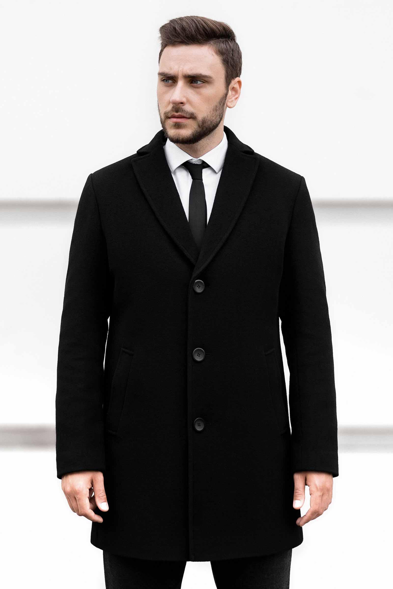 Модные мужские пальто Запорожье