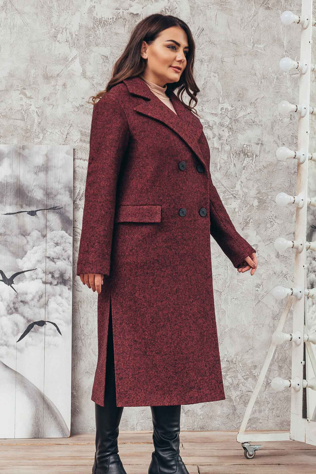 Жіночі пальто демісезонні -  фото